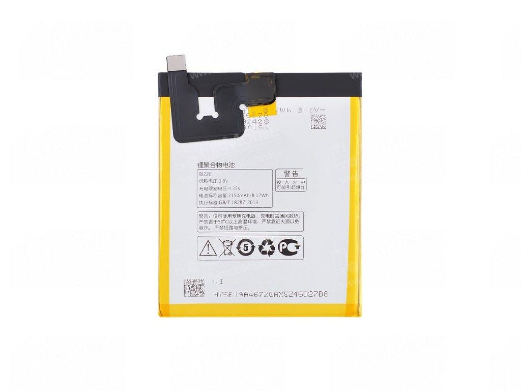 Аккумуляторная батарея для Lenovo S850 BL220