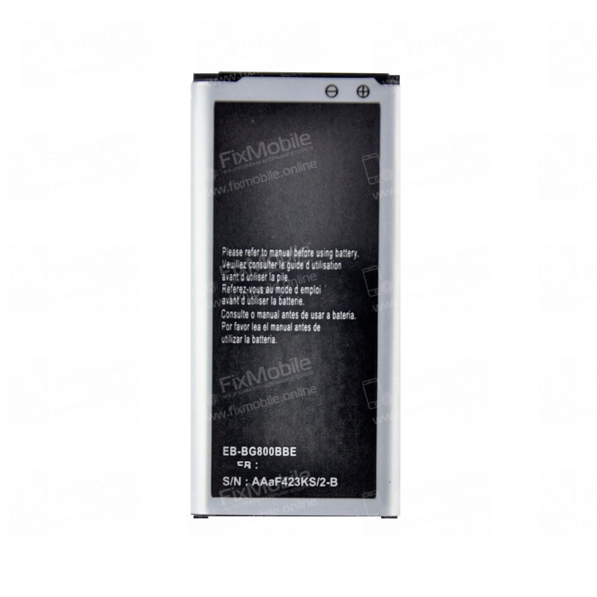 Аккумуляторная батарея для Samsung Galaxy S5 mini (G800F) EB-BG800BBE